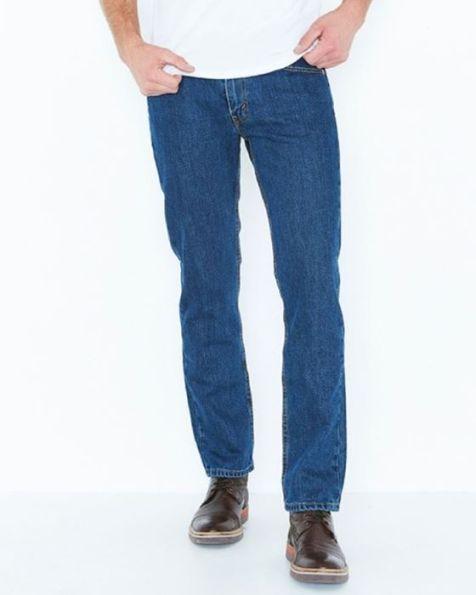Men's Levi's 511 Slim Fit Stretch Denim Jeans DARK STONEWASH
