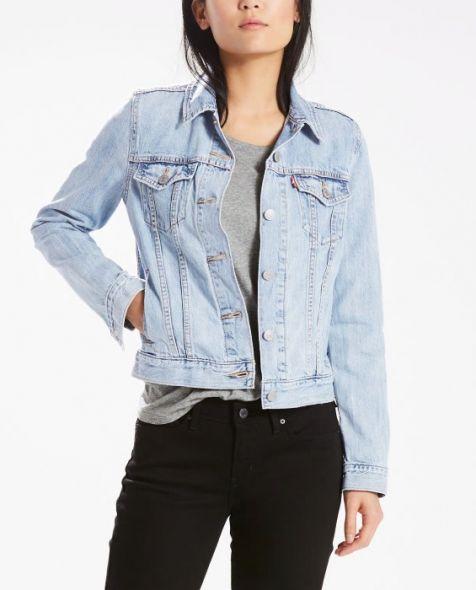 Ladies' Levi's Original Trucker Jean Jacket ALL YOURS