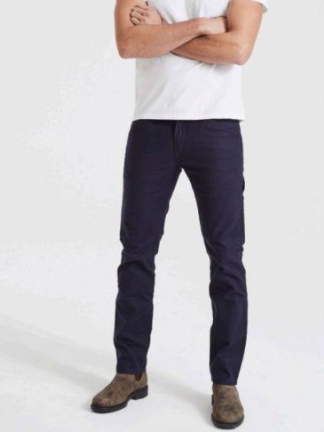 Men's Levi's 511 Slim Fit WORKWEAR Stretch Utility Jeans NIGHTWATCH BLUE
