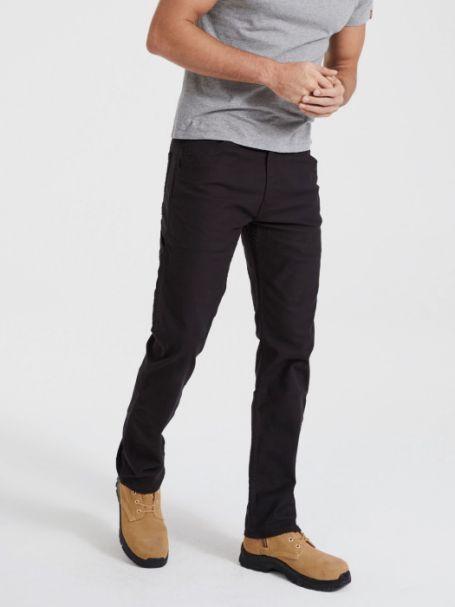 Men's Levi's 511 Slim Fit WORKWEAR Stretch Utility Jeans BLACK
