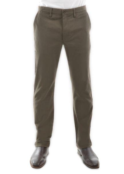 Men's Thomas Cook Moleskin Trousers GREYSTONE