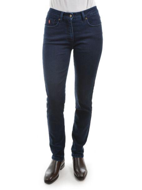 Ladies' Thomas Cook Wool Denim Slim Leg  Wonder Jean