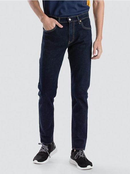 Men's Levi's 512™ Slim Taper Denim Jeans in AMA PREMIUM INDIGO