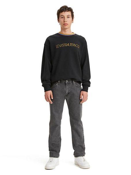 Men's Levi's 511 Slim Denim Jeans in Farfar Away (Grey)