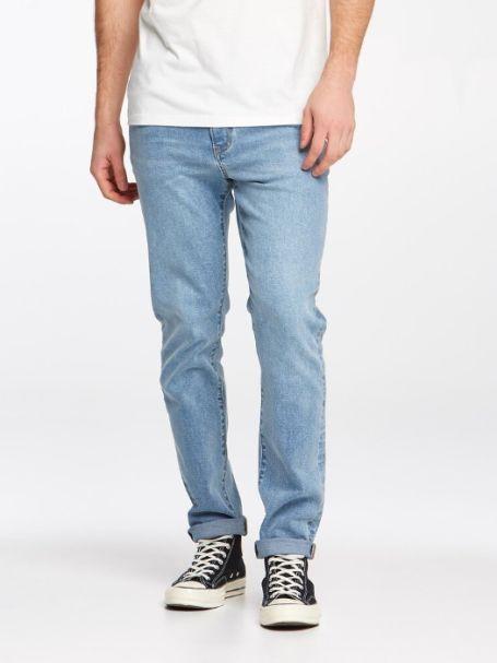 Men's Riders By Lee R2 Slim Denim Jeans in Glacier Fade
