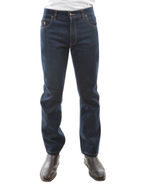 "Men's Thomas Cook Thermal Jeans Mid-Rise Regular Straight Leg 32""Leg"