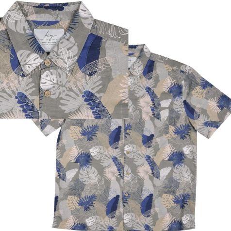 Men's Bamboo Fibre Short Sleeve Shirt SEASONS