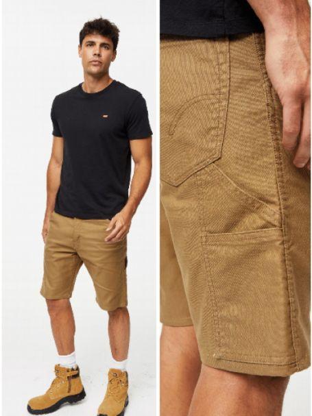 Men's Levi's Work Wear 505 Utility Shorts ERMINE CANVAS