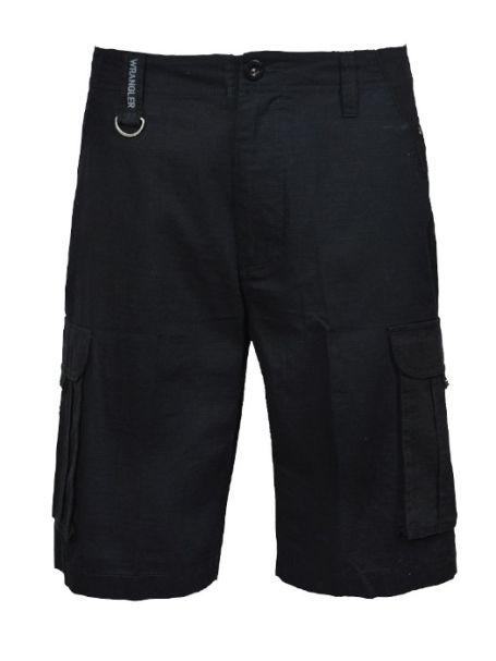 Men's Wrangler Westmar Shorts BLACK